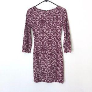 Xhilaration 3/4 sleeve dress